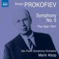 "Prokofiev: Symphony No. 5, Symphonic Suite ""The Year 1941"""
