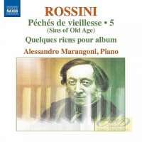Rossini: Complete Piano Music 5 - Péchés de vieillesse Vol. XII