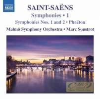 Saint-Saëns: Symphonies Nos. 1 & 2 Phaéton - Symphonic Poem