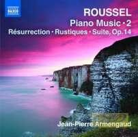 Roussel: Piano Music Vol. 2