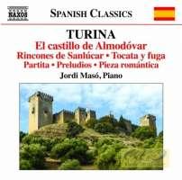 Turina: Piano Music Vol. 10