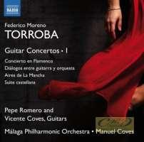 Moreno Torroba: Concierto en Flamenco,  Diálogos entre guitarra y orquesta, Aires de La Mancha, Suite castellana