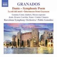Granados: Dante - Symphonic Poem La nit del mort Intermezzo from Goyescas