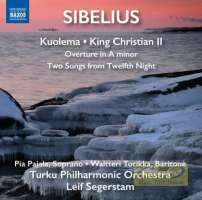 Sibelius: Kuolema King Christian II Overture 2 Songs