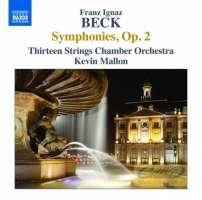 Beck: Symphonies op. 2