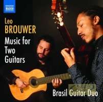 Brouwer: Complete Music for Guitar Duo