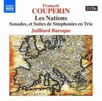 Couperin: Les Nations, Sonades et Suites de Simphonies en Trio
