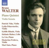 Walter: Piano Quintet, Violin Sonata