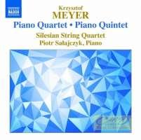 Meyer: Piano Quartet & Piano Quintet