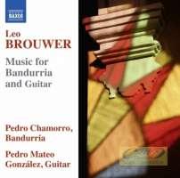 Brouwer: Music for Bandurria and Guitar