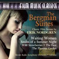 The Bergman Suites - Classic Film Scores by Erik Nordgren
