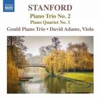 Stanford: Piano Trio No. 2 Piano Quartet No. 1