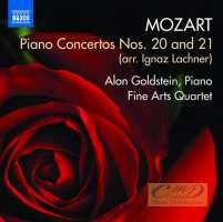 Mozart: Piano Concertos Nos. 20 & 21 (aranżacja Ignaz Lachner)