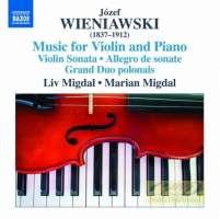 Wieniawski: Music Violin and Piano
