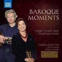 Baroque Moments - Handel; Vivaldi; Bach; Franck; Hassler