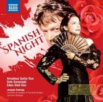 Spanish Night - Rodrigo: Concierto de Aranjuez, Concierto Andaluz, Concierto Madrigal