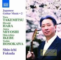 Japanese Guitar Music Vol. 2 - Takemitsu Miyoshi Hosokawa …