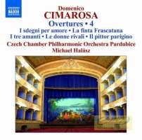 Cimarosa: Overtures Vol. 4