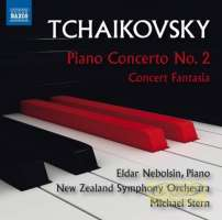 Tchaikovsky: Piano Concerto No. 2 Concert Fantasia