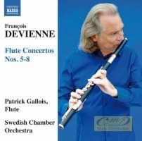 Devienne: Flute Concertos Vol. 2 - Nos. 5 - 8
