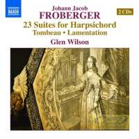 Froberger: 23 Suites for Harpsichord
