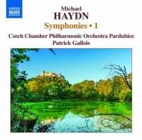 Haydn, Michael: Symphonies Vol. 1