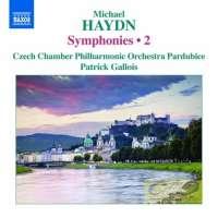 Haydn, Michael: Symphonies Vol. 2
