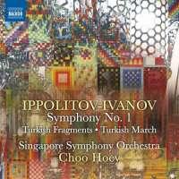 Ippolitov-Ivanov: Symphony No. 1 Turkish Fragments ,Turkish March