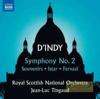 Indy: Symphony No. 2 Souvenirs Istar Fervaal