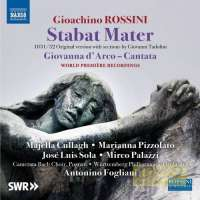 Rossini: Stabat Mater Giovanna d'Arco – cantata