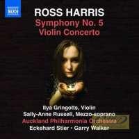 Harris: Symphony No. 5 Violin Concerto