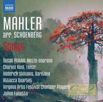 Mahler: Songs, arr. Arnold Schonberg