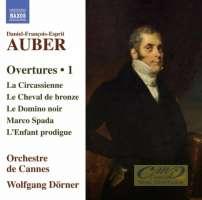 Auber: Overtures Vol. 1
