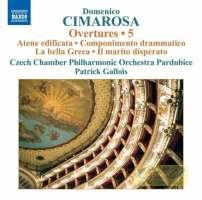 Cimarosa: Overtures Vol. 5