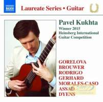 Guitar Laureate Recital - Gorelova Brouwer Rodrigo Gerhard …
