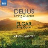 Elgar & Delius: String Quartets