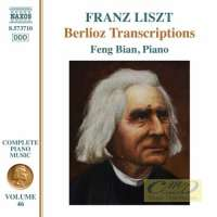 Liszt: Complete Piano Music Vol. 46 - Berlioz Transcriptions