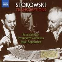 Stokowski, Leopold: Transcriptions - Bach; Tchaikovsky; Wagner; ...