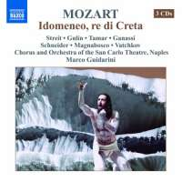 Mozart: Idomeneo, re di Creta (3 CD)