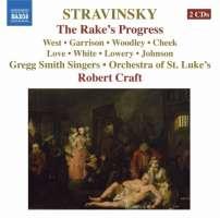 Stravinsky: Rake´s Progress