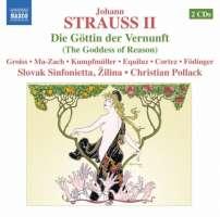 Strauss Johann: Die Göttin der Vernunft
