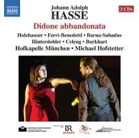 Hasse: Didone abbandonata, opera seria 1742