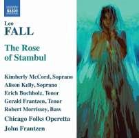Fall: The Rose of Stambul (1916), operetka