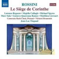 Rossini: Le Siège de Corinthe, Tragédie-lyrique in Three Acts