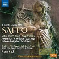 Mayr: Saffo, Dramma per musica in due atti