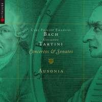 C.P.E. Bach & Tartini: Concertos & Sonates