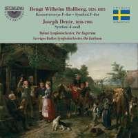 Hallberg & Dente: Orchestral Works