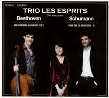 WYCOFANY  (zdublowana) Beethoven; Schumann: Piano Trios