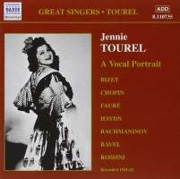 Jennie Tourel - A Vocal Portrait