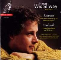 Schumann - Cello concerto & Hindemith